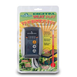 Hydrofarm Digital Heat Mat Thermostat