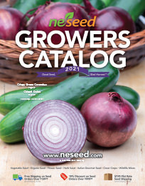 2021 Free Growers Seed Catalog