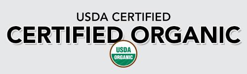 USDA Certified Organic Vegetable Seeds
